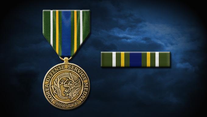 Korea Defense Medal